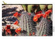 Cactus Bloom 033114f Carry-all Pouch