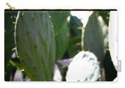 Cactus Bloom Carry-all Pouch