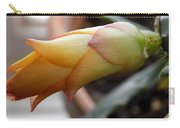 Cactus Bud Carry-all Pouch