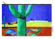 Cactus By Nixo Carry-all Pouch