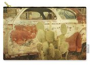 Cactus Car Carry-all Pouch