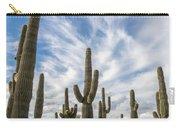 Cactus Choir Carry-all Pouch