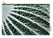 Cactus Detail Carry-all Pouch
