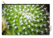 Cactus Feathers Carry-all Pouch