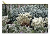 Cactus Field Carry-all Pouch by Rebecca Margraf