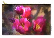 Cactus Flower 07-002 Carry-all Pouch