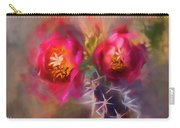 Cactus Flower 07-003 Carry-all Pouch