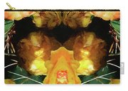 Cactus Flower 08-005 Abstract Carry-all Pouch