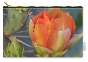 Cactus Flower And Buds Carry-all Pouch