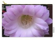 Cactus Flower Purple Carry-all Pouch