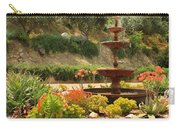 Cactus Fountain Carry-all Pouch
