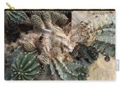 Cactus Fractals Carry-all Pouch