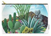 Cactus Garden 2 Carry-all Pouch