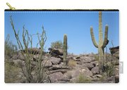 Cactus Land Carry-all Pouch