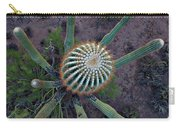 Cactus, Saguaro Long Armed Carry-all Pouch