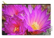 Cactus-thelocactus Macdowellii Carry-all Pouch