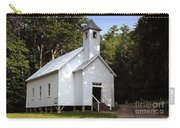 Cades Cove Baptist Church Carry-all Pouch
