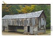 Cades Cove Barn Carry-all Pouch