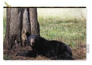 Cades Cove Bear Carry-all Pouch