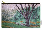 Cades Cove Meadow Carry-all Pouch