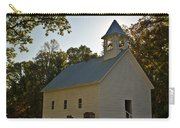 Cades Cove Methodist Church Aglow Carry-all Pouch