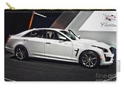 Cadillac Cts-v Carry-all Pouch