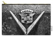 Cadillac Emblem Carry-all Pouch