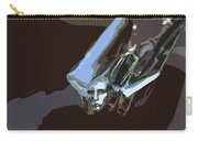 1949 Cadillac Hood Ornament Carry-all Pouch