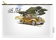 Cadillac Lasalle Carry-all Pouch