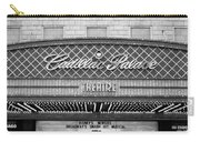 Cadillac Palace Carry-all Pouch