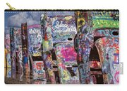 Cadillac Ranch Afternoon II Carry-all Pouch