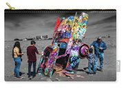 Cadillac Ranch Spray Paint Fun Along Historic Route 66 By Amarillo Texas Carry-all Pouch