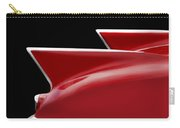 Cadillac Sharp Edged Fins Carry-all Pouch