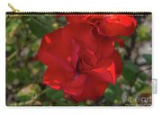 Caecilla's Rose Garden Carry-all Pouch