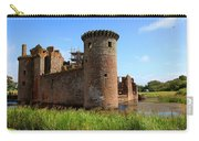 Caerlaverock Castle, Scotland Carry-all Pouch
