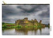 Caerphilly Castle South East View 1 Carry-all Pouch