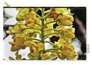 Caesalpinia Cacalaco In Huntington Desert  Gardens In San Marino-california  Carry-all Pouch