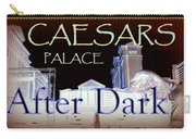 Caesars Palace After Dark Carry-all Pouch