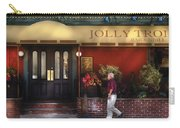 Cafe - Jolly Trolley Carry-all Pouch