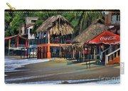Cafe Beach Bucerias Mexico Carry-all Pouch
