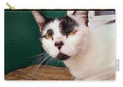 Cafe Cat  Carry-all Pouch