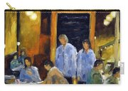 Cafe Des Artistes Carry-all Pouch