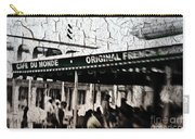 Cafe Du Monde Carry-all Pouch