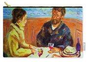 Cafe  Homage  De Pierre Auguste Carry-all Pouch