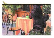 Cafe In Montepulciano Tuscany Carry-all Pouch