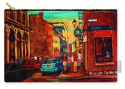 Cafe Le Vieux Port Carry-all Pouch