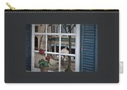 Cafe On The Left Bank Of Paris Carry-all Pouch