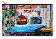 Cafe Piazzetta  St Denis Carry-all Pouch