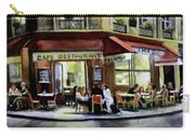 Cafe Regulars Carry-all Pouch