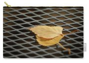 Caged Leaf Carry-all Pouch